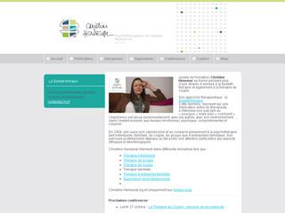 Le site de Christine Henseval